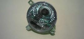 Фонарь противотуманный (ПТФ) задний правый Chevrolet Spark (2005-2011)