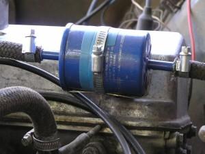 Топливный фильтр Chevrolet