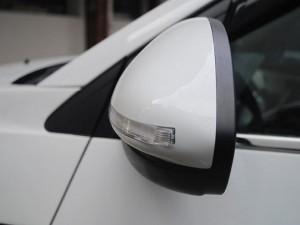 Зеркало с накладкой на Chevrolet Cruze